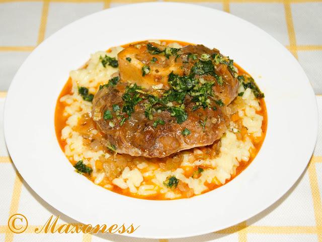 Оссобуко по-милански от Джейми Оливера. Итальянская кухня