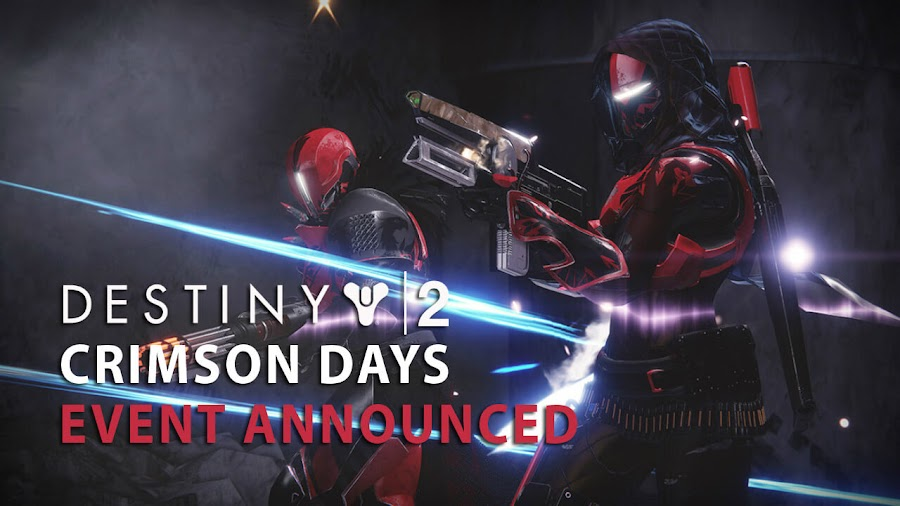 destiny 2 crimson days event