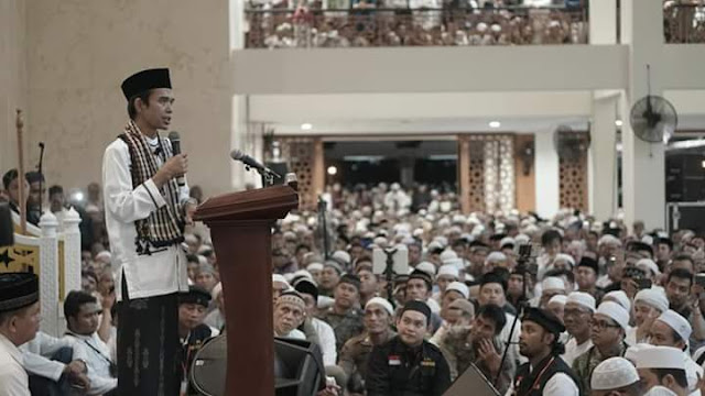 Tanggapi Penolakan Ustadz Somad, Begini Sikap Tegas Muslim Semarang