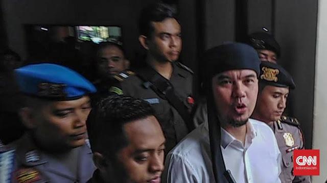 Gagal Lolos ke DPR, Dhani Tuding Ada 'Rezim Licik'