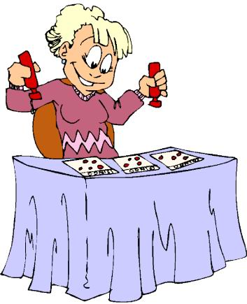 All Cliparts: Bingo Clipart