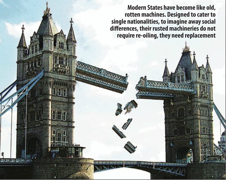 A Voice Amidst Silence London Bridge Is Falling Down