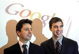 Kisah Sukses Sergey Brin & Larry Page - Google