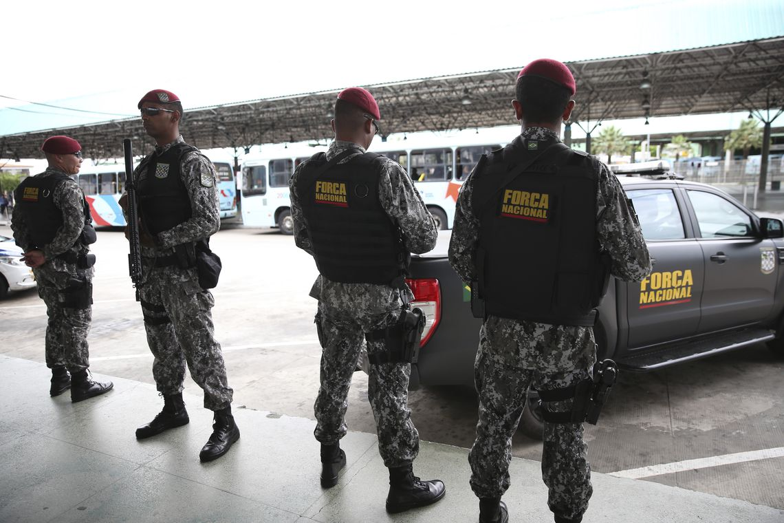 Força Nacional reforça segurança no Ceará com mais 106 homens b5d263765bb