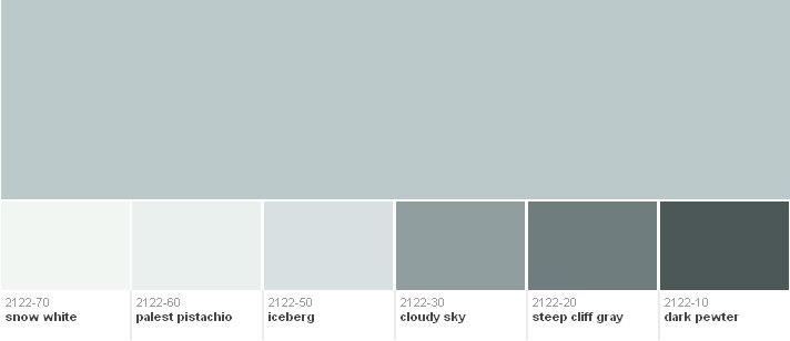 Fixer Upper Update Choosing The Color Palette