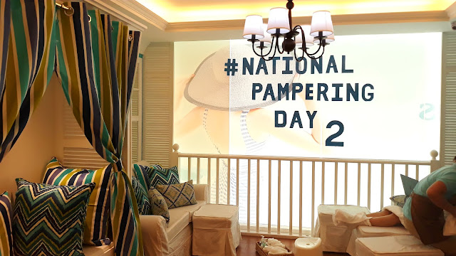 Nailaholics' Nail Salon & Spa Second National Pampering Day will be held soon, on October 17, 2017, from 10 AM to 1 PM in branches nationwide!