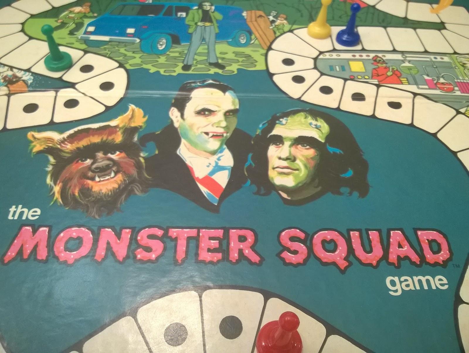 monster squad game