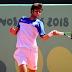 #BuenosAires2018 | Facundo Díaz Acosta perdió la final de tenis y se quedó con la medalla de plata