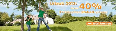 sunparks Frühbucher