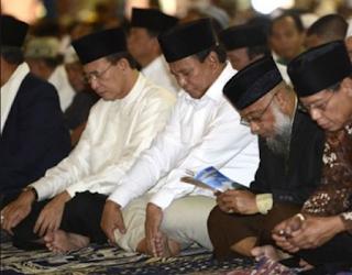 BREKING NEWS TERKINI Ini Bukti Prabowo Bisa Membaca Al Quran