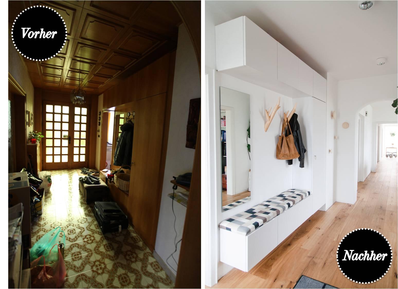 Enthralling Altes Haus Renovieren Vorher Nachher Collection Of Renovierung 70er Before After