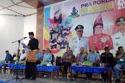 Pertandingan Pencak Silat Pra Porda XVI Sulsel 2017 Resmi Ditutup