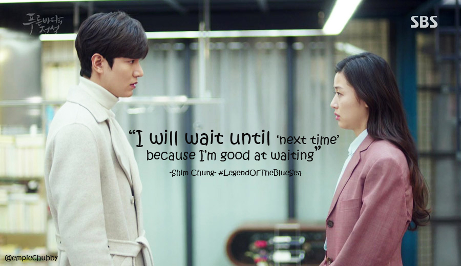 Korean Drama Quotes Legend Of The Blue Sea Empiechubbycom