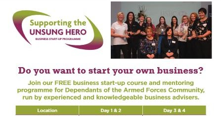 WINCHESTER GARRISON HIVE: Supporting the Unsung Hero- Business Start ...