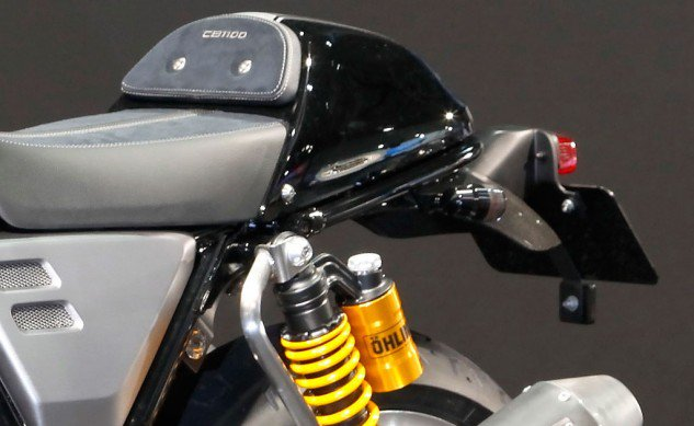 Honda CB1100 Cafe Racer Concept Revealed