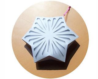Figuras de papel en 3D.