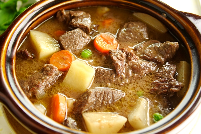 Hearty Beef Stew America Test Kitchen
