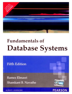Fundamentals Of Database Systems 5th Edition Ebook
