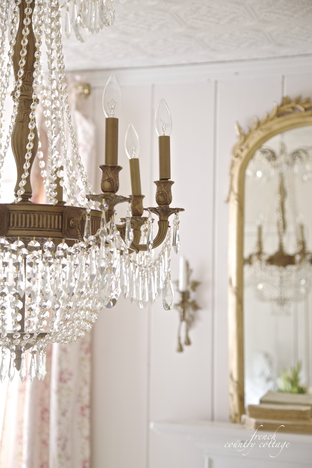 French Style Chandelier - FRENCH COUNTRY COTTAGE