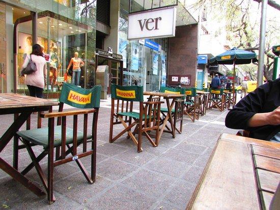 Café Havanna em Mendoza