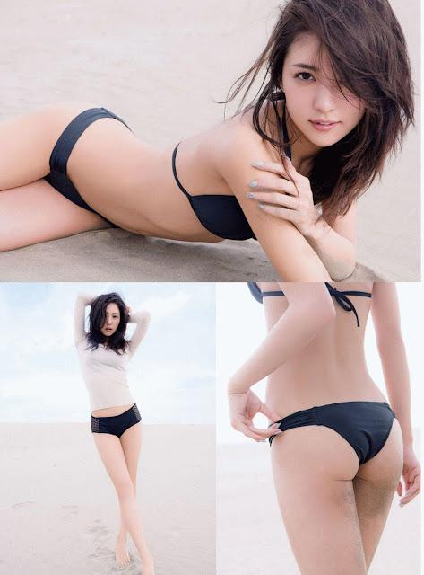 Hot girls Ren Ishikawa sexy newbie gavure idol 3