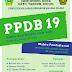 Brosur Pendaftaran Siswa Baru MIS Nurul Huda Tandun TP 2019/2020