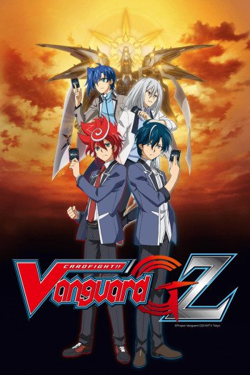 CARDFIGHT!! ヴァンガードG Z , TV , Action, Game, Shounen , Anime , HD , 720p , 2017 , On Going,
