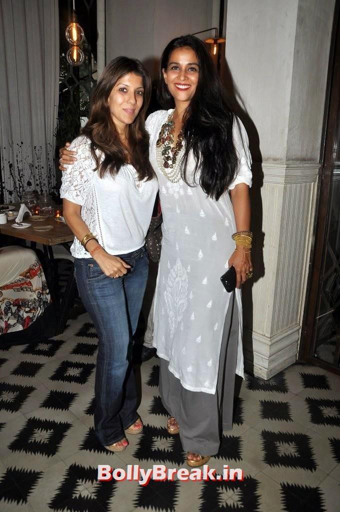 Renu Chainani with Sheena, BeSpoke Vintage Launch Pics