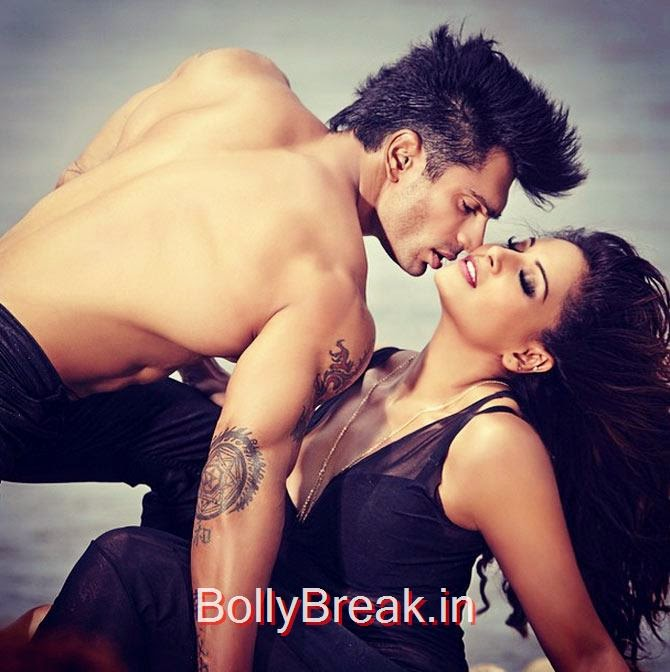 Karan Singh Grover and Bipasha Basu in Alone, Bipasha Basu says 'Alone has some really hot scenes""