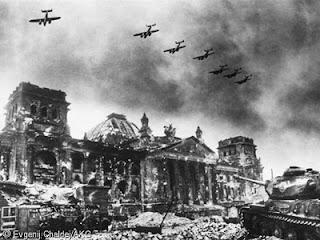 Ciudades destruidas durante la II Guerra Mundial