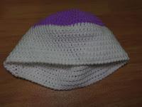 Cara Membuat Topi Rajut Bayi Untuk Pemula