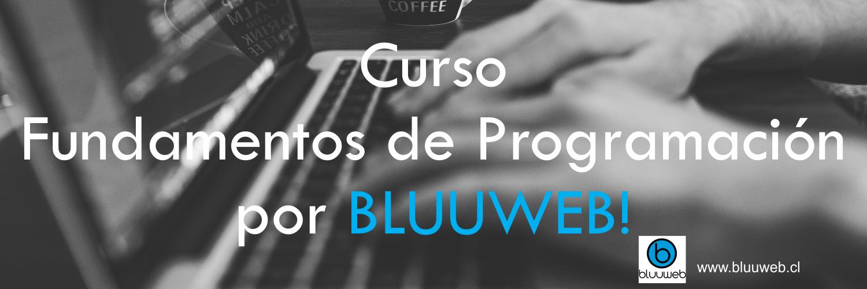 Curso-Fundamentos-de-Programación-por-BLUUWEB