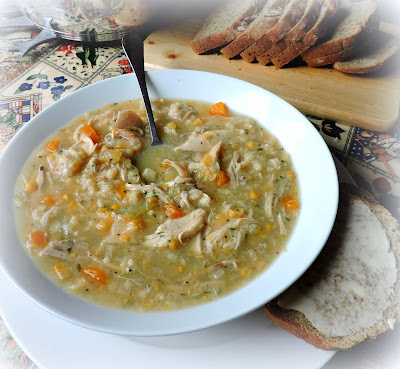 Chicken & Corn Chowder