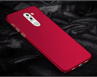 honor 6x red back cover
