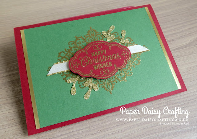 Flourish Filigree from Stampin' Up!