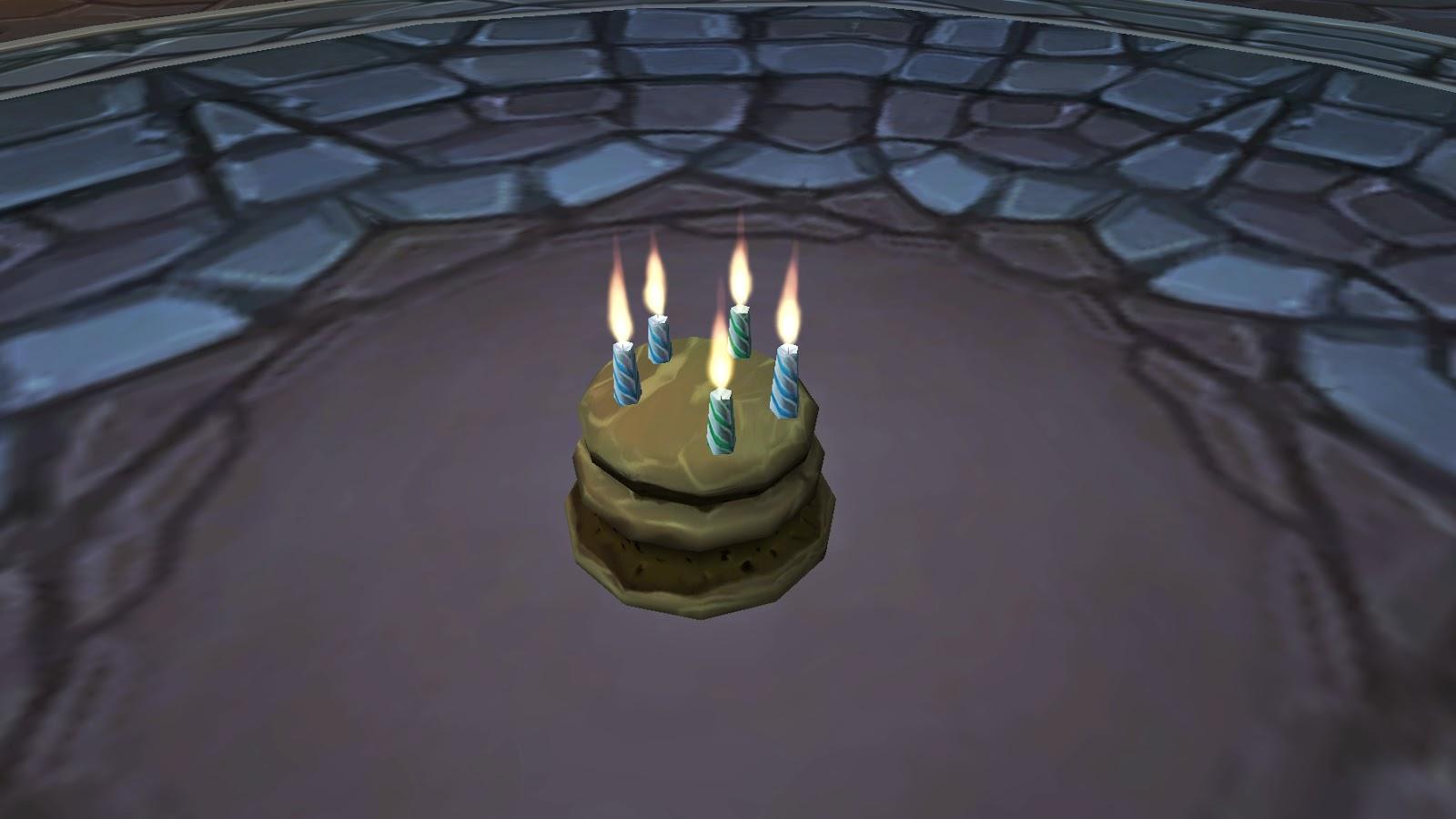 Dalaran Cake