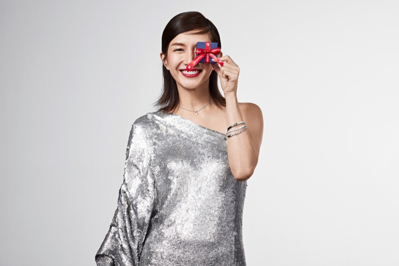 Swarovski Holiday 2017 Campaign