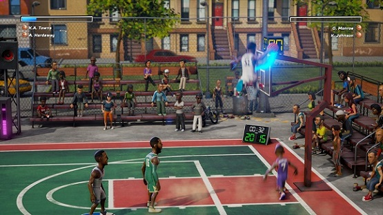 NBA Playgrounds V1.3 Reloaded Free Download Pc Game