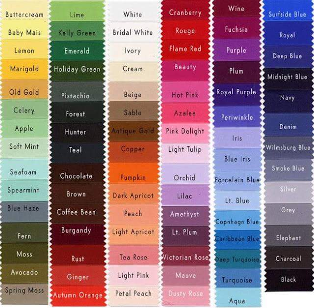Macam Warna Ada Ni Jom Tengok Sama Boleh Korang Pun Pilih Jugak Tema Baju Raya