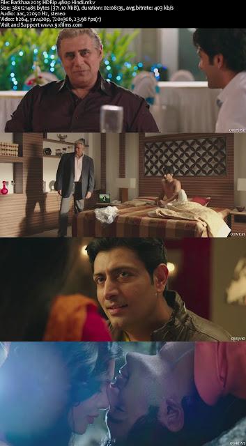 Barkhaa 2015 HDRip 480p Hindi