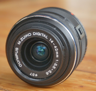 Jual Lensa Olympus M.Zuiko 14-42mm