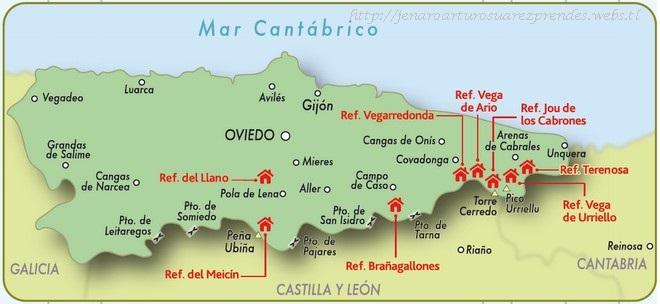 refugios de montaa asturianos