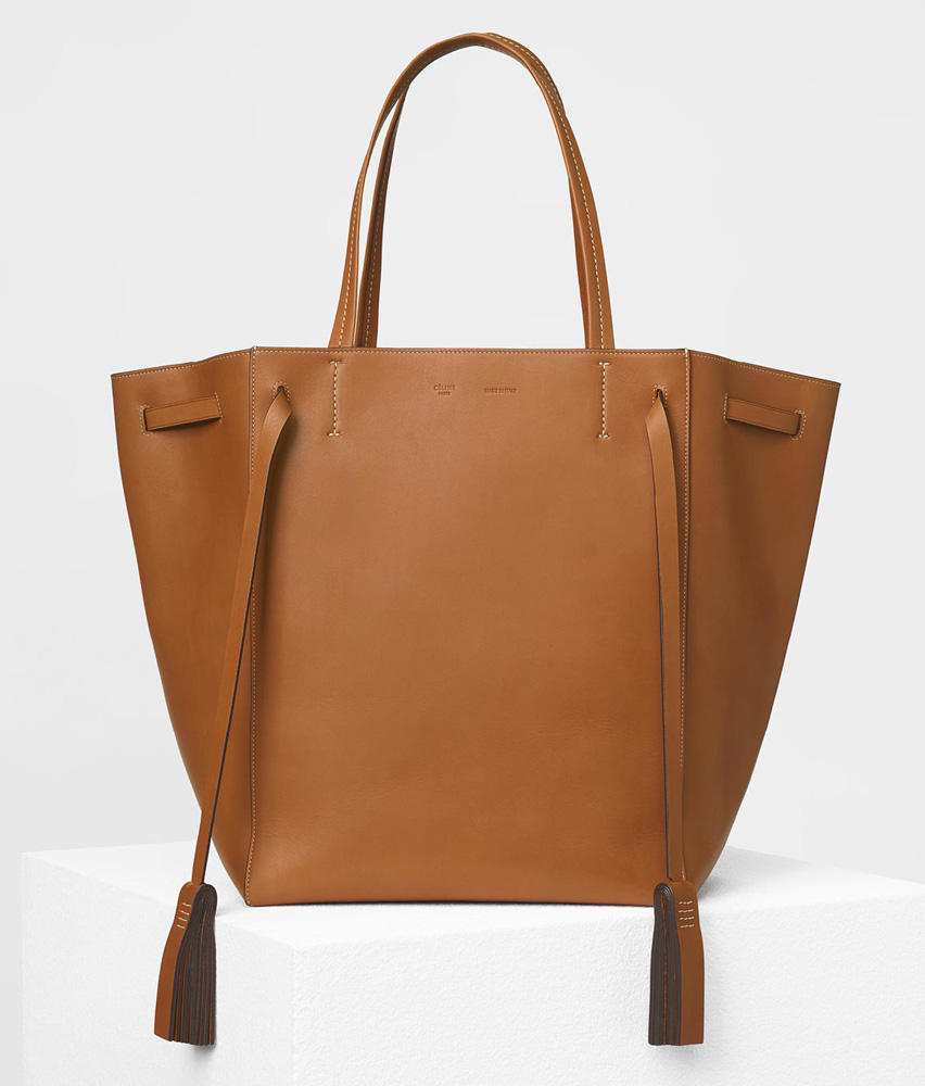 Eniwhere Fashion - Céline - Primavera 2017 - Medium Cabas Phantom Tote