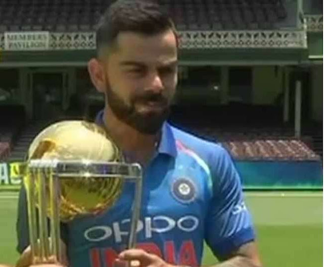 ICC Cricket World Cup 2019: World Cup in Kohli's hands, ready 'Virat' army