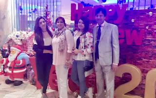 Bidya Sinha Saha Mim Bangladeshi Actress Family Photos