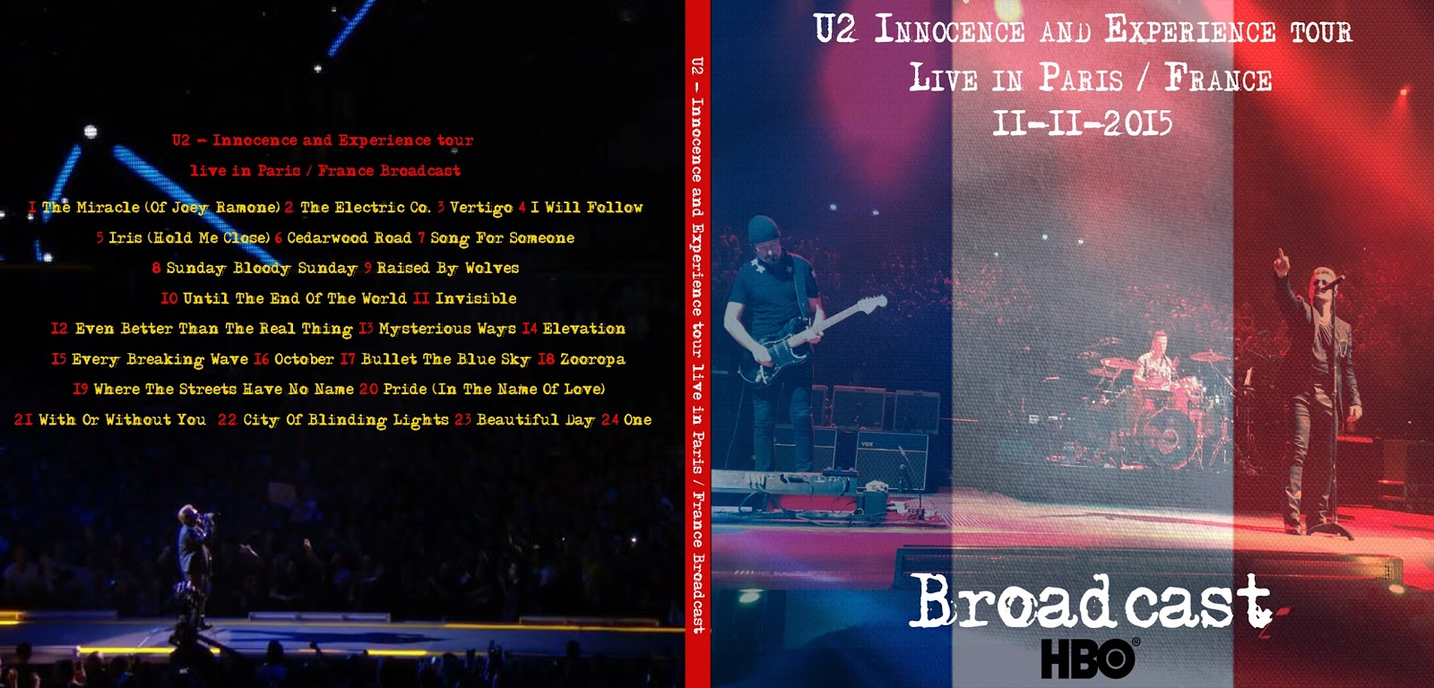 U2 songs of experience download mega | U2: Songs of Experience