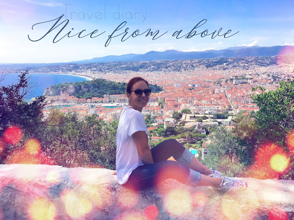Nice from above :: Travel diary