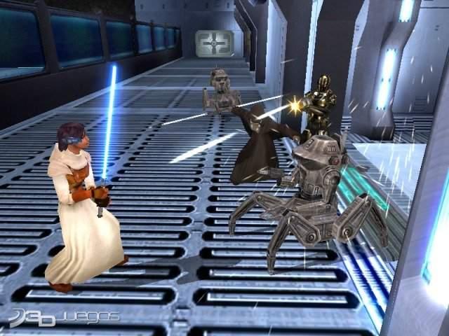 Star Wars Caballeros De La Antigua Republica Gold Repack DVD5 Descargar