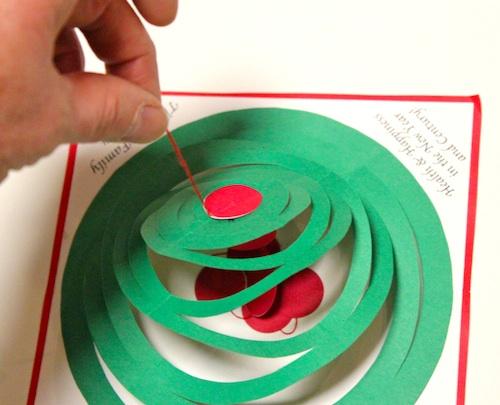 Unique Christmas Cards.Ashbee Design Diy Christmas Cards Truly Unique