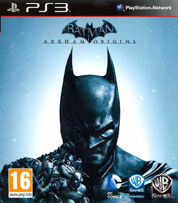 Batman: Arkham Origins – Special Edition PT-BR PS3 Torrent